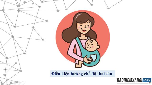 Điều kiện hưởng chế độ thai sản theo luật bảo hiểm thai sản 2020