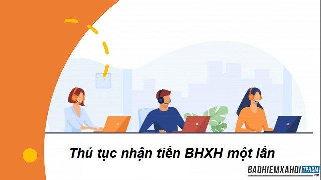 Dịch vụ làm thủ tục nhận tiền BHXH một lần